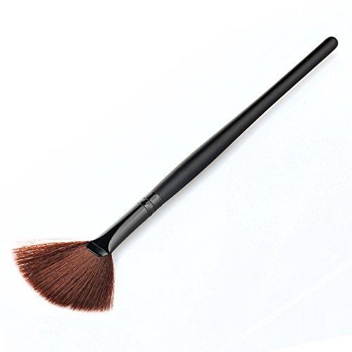 Vi.yo 1 Pcs Forme du ventilateur Ensemble de Brosses Makeup Premium Cosmetics Foundation Blush Kit de Brosse à Poudre