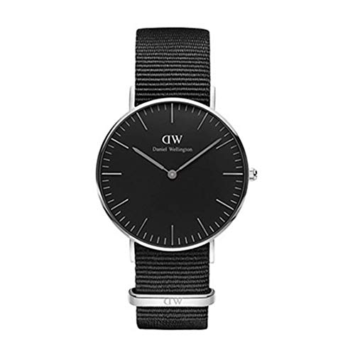 Daniel Wellington Classic Black Corn Wall orologio dw00100149 (40 mm)
