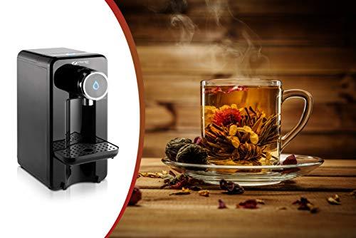 MAGNANI Heißwasserspender 95-100°C in nur 5 bis 10 Sekunden, 2,5 l Fassungsvermögen, Wasserspender für Tee, Heißes Wasser auf Knopfdruck, Thermopot mit Timer