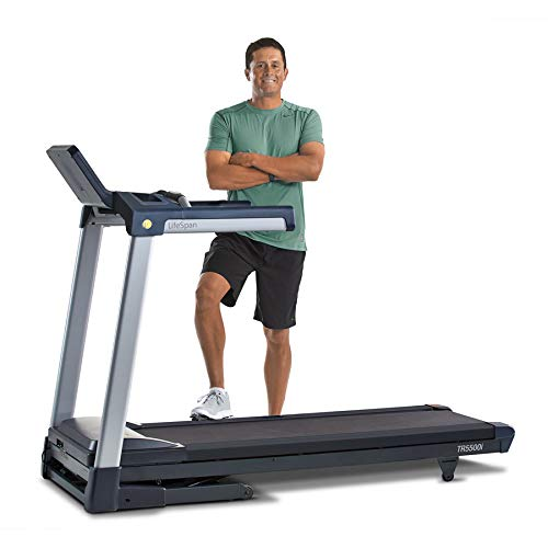 LifeSpan TR5500i Folding Treadmill   Amazon