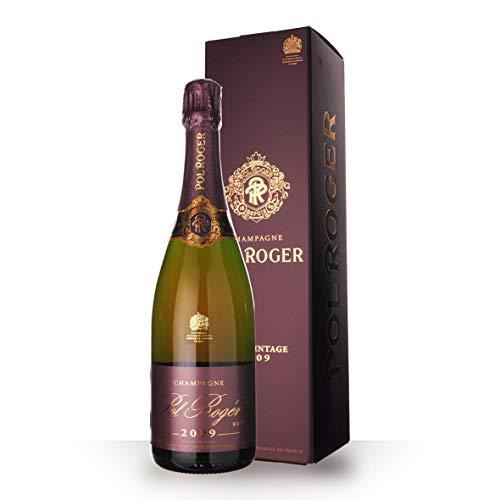 Pol Roger Champagne Rose' Vintage 2012 Cl 75