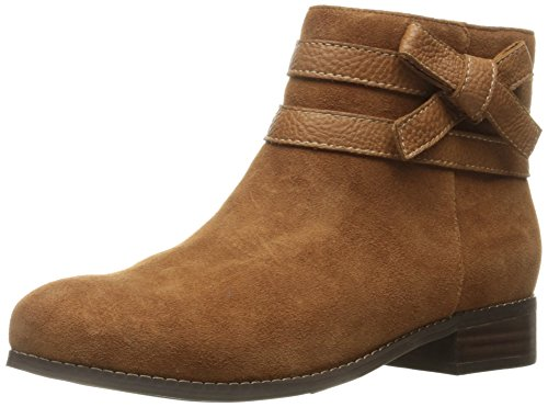 Trotters Women's Luxury Boot, Tan/Cognac, 6.5 N US