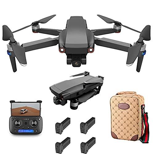 LYHY Drone GPS Pieghevole con Fotocamera 8K per Principianti, Mini Drone con Selfie Intelligente/Motore Senza spazzole/Ritorno a casa Intelligente/Seguimi/Trasmissione WiFi 5G