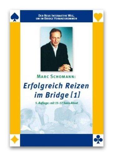 Erfolgreich Reizen im Bridge, Serie 1 - Marc Schomann, Q-Plus Bridge Software - NEU! / Mac oder Windows