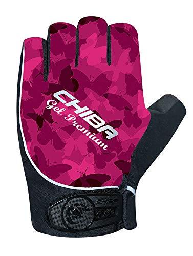 Chiba - Radsport-Handschuhe für Mädchen, Größe M (8)