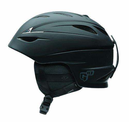 GIRO Skihelm G10 Ski Und Snowboard Helme, Mat Black, M (55,5-59 cm)