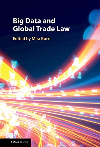 Big Data and Global Trade Law