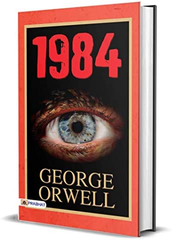 George Orwell 1984 George Orwell s Best Fiction Novels of all Time product image