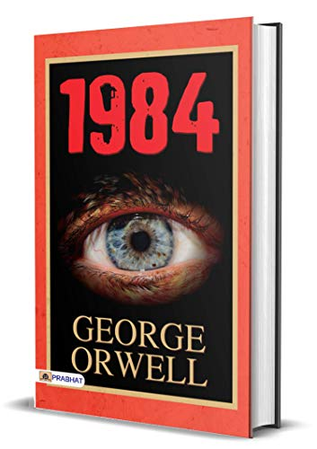 George Orwell 1984: Best Fiction Novels of all Time (English Edition)