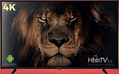 LED NEVIR 50 50NVR807150 4K Smart TV UHD