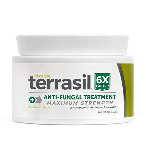 Terrasil Anti-fungal Treatment Max 200gm - 6X...