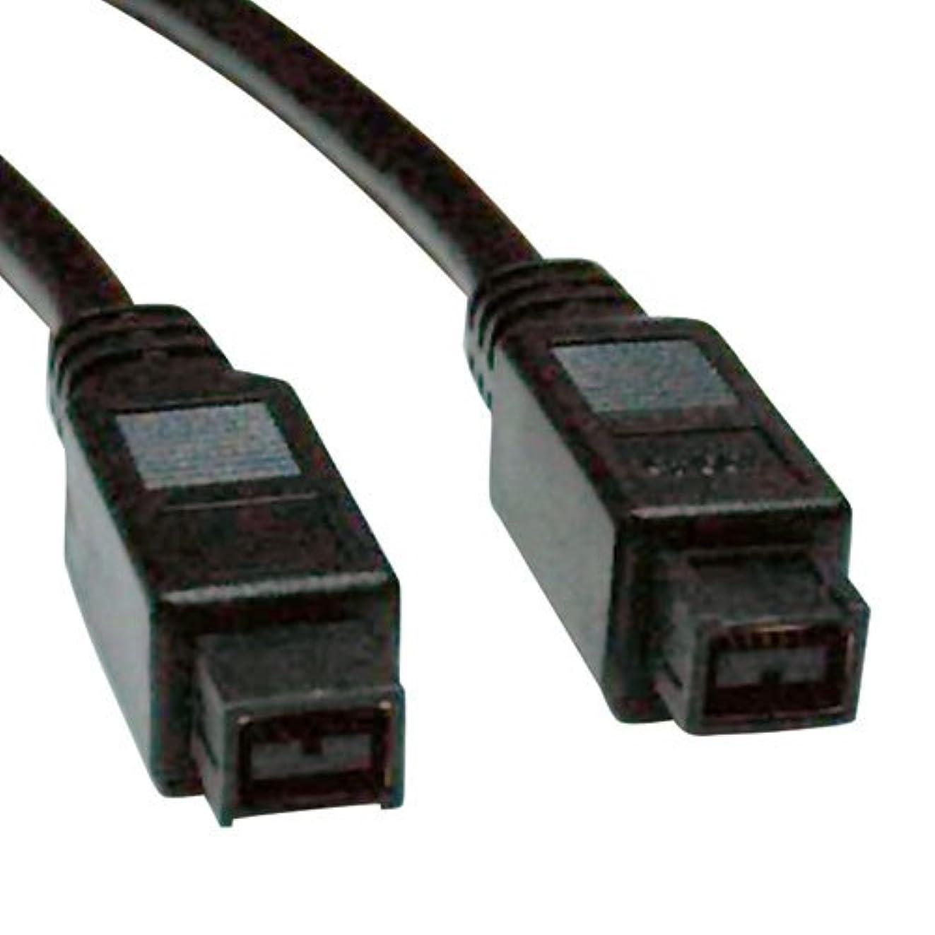 Tripp Lite FireWire 800 IEEE 1394b Hi-speed Cable (9pin/9pin) 6-ft.(F015-006)