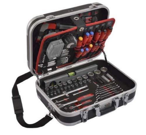 """Tixit ABS Werkzeugkoffer """"Profi"""" 150- teilig, 60700"""