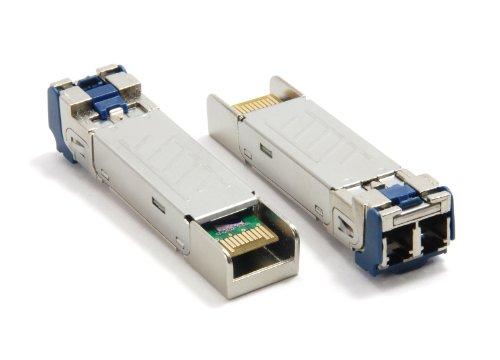 LevelOne ✹Transceiver voor Mini GBIC-module (10 km) - netwerkzender (1250 Mbit/U), LC, IEEE 802.3z, LX, glasvezel)