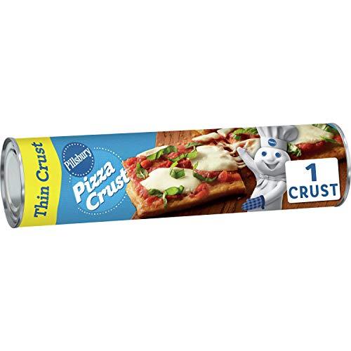 Pillsbury Pizza Crust Thin Crust, 11 oz