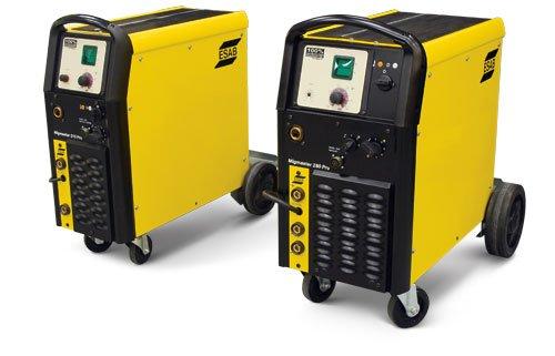 Purchase ESAB 0558101322 Migmaster 215 Pro - 15-Feet GM 250, Argon, 208/230vac 1PH 50/60HZ Digital M...