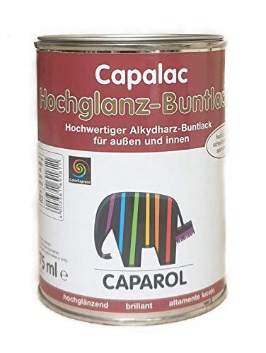 Caparol Capalac Buntlack Hochglanz Weiß