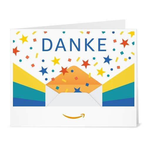 Amazon.de Gutschein zum Drucken (Danke)