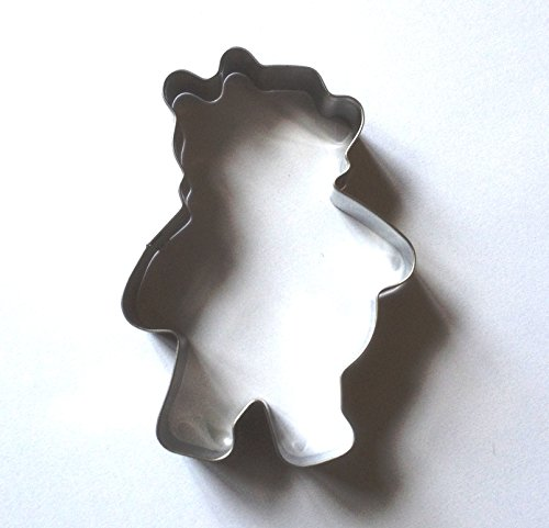 LAWMAN Winnie The Pooh Cookie cutter Fondant Biscuit Fruit Cutter Mold