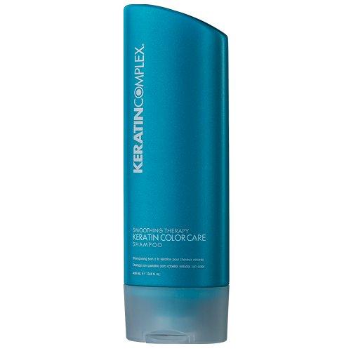 Complejo de Queratina Color Care Shampoo - 400 ml / 13,5 oz, 1er Pack (1 x 0,4 L)