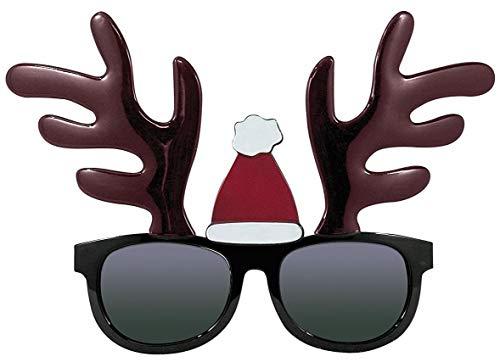 Forum Novelties Reindeer Sunglasses