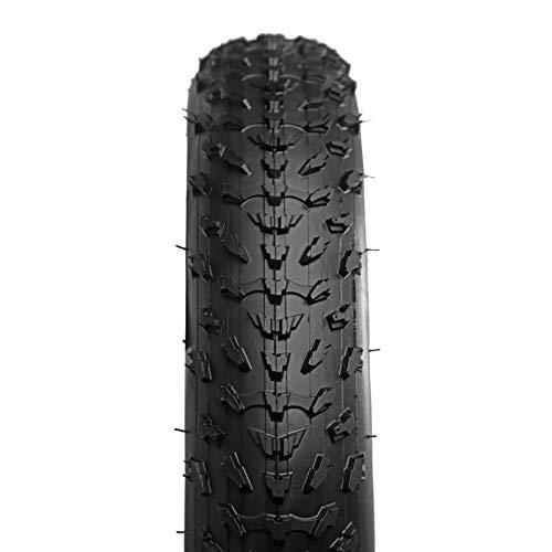 LXRZLS Bicycle ATV Tyre Beach Bike Tire 20 * 4.0 City Fat Tyres Snow Bike...