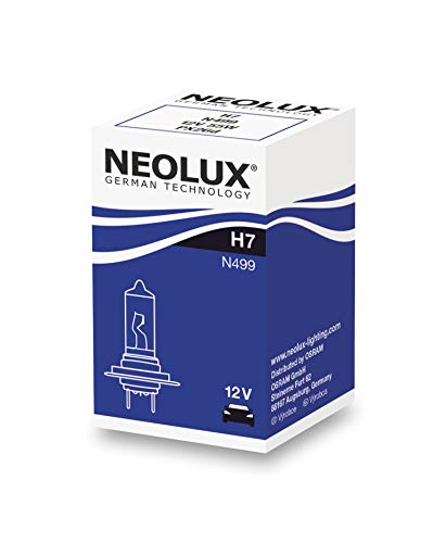 Osram N499 Neolux Standard filiale FS1, H7 PX26D 12 V 55 W