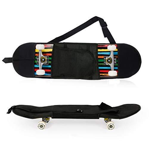 ZONSUSE Skateboard Tasche wasserdichte, Skateboard Tasche, Longboard Tasche, Tragbare Skateboard-Tasche, Geeignet für 7,75, 8, 8,25 Zoll Universal Skateboard