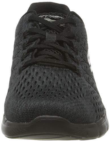 Skechers Zapatillas para Mujer 13064-BBK_37,5, Color Negro, 37,5 EU