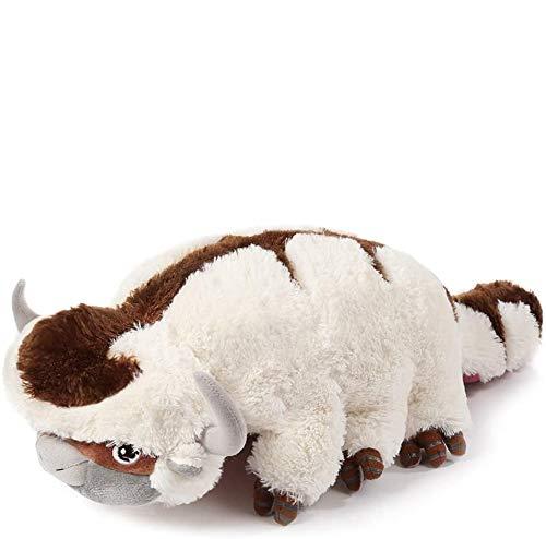 Bprtcra Juguete de Peluche, Appa Plush Toy, Peluches Muñeca de Ganado Juguetes para Niños, Animales de Peluche Kawaii Almohada Juguete, 50 CM
