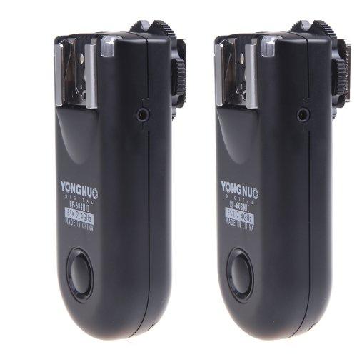 Yongnuo RF- 603N II de flash inalámbrico remoto disparador N1 para Nikon D700 D800 D200 D300 D3