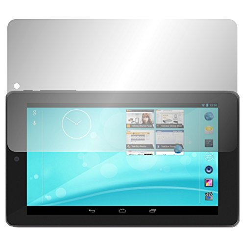Slabo 2 x Bildschirmschutzfolie für Trekstor SurfTab Breeze 7.0 Bildschirmschutz Schutzfolie Folie Crystal Clear KLAR