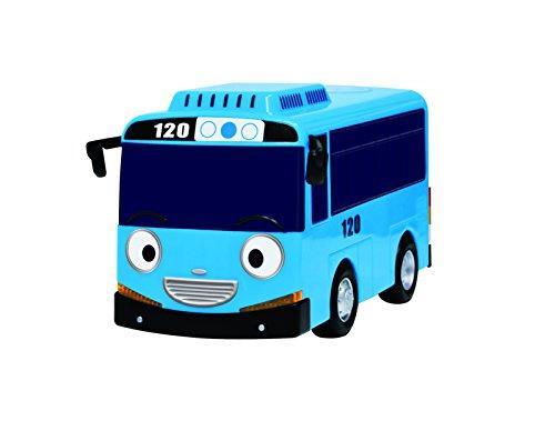Tayo Der kleine Bus Reibung angetrieben Auto blau