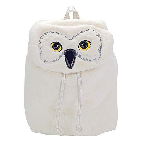Danielle Nicole Harry Potter Hedwig Fluffy Designer Backpack