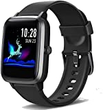 Smartwatch, Fitness Watch Kinder Armband Tracker Touch Screen IP68 Wasserdicht Schrittzähler Uhr Damen