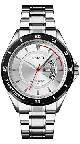 Reloj - SKMEI - Para Hombre - Lemaiskm1641 SILVER