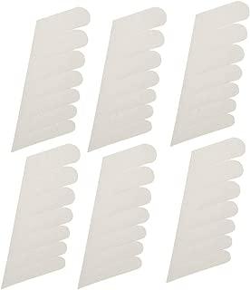 Nail Wrap - Adhesive Silk Nail Protector Stickers Clear Nail Patch UV Gel Nail Tool