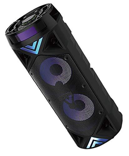 JFSKD Reverb subwoofer Radio App Altavoz -25W de Alta Potencia de Audio...