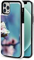 iphone 12 pro ケース iphone12 ケース 手帳型 桜の花 Iphone12 mini Iphone12 Pro Max 用 スマホケース スタンド機能 Apple 12 レザーウォレットケースアイフォン12 ケース / アイフォン12プロ ケース 財布型