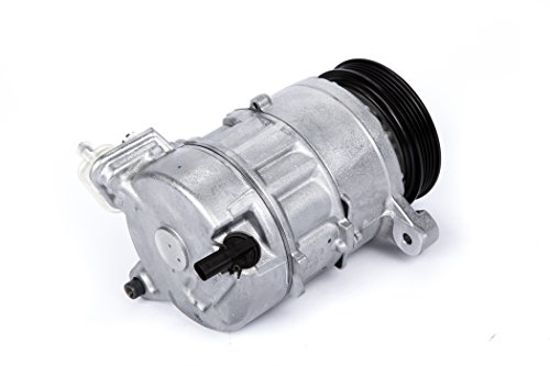 ACDelco 15-22310 GM Original Equipment Air Conditioning Compressor and Clutch Assembly