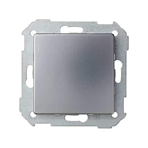 Simon - 82800-33 placa ciega s-82 aluminio Ref. 6558233256