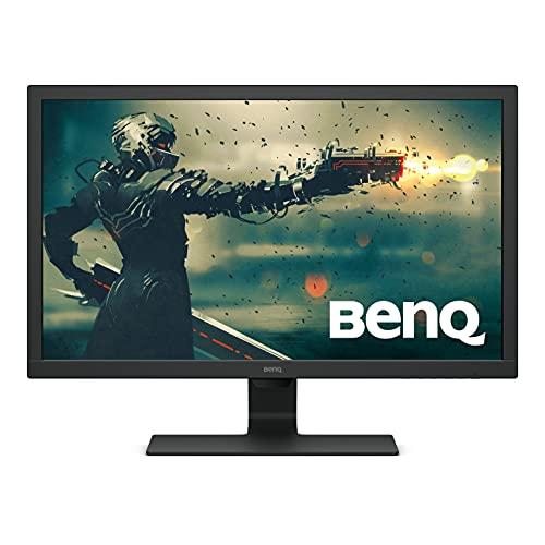 BenQ GL2760H 68,6 cm (27 Zoll) Monitor (Full-HD, Eye-Care, HDMI, VGA, 2ms Reaktionszeit) schwarz, [Energieklasse B]