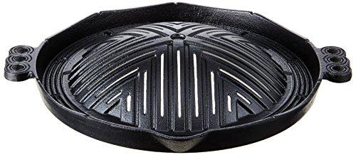 三和精機製作所『鉄ジンギス鍋 穴明 29cm(QGV12029)』