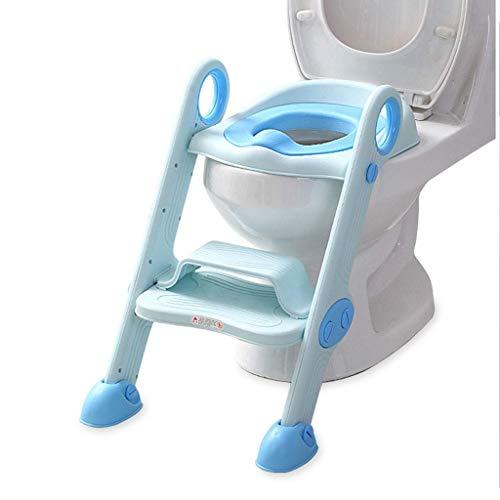 ZHANGYY ty Training Toilet Seat ty Training Seat ty Children Toilet Training Seat Chair with Handles Baby Seat ty Training Toilet Pads ty Step