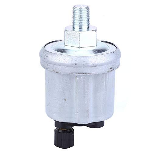 Öldrucksensor, 1/8 '' NPTF-Öldrucksensor für Automotoren für VDO Single Head Matte 1~10BAR