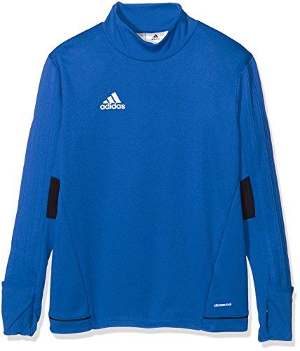 adidas Kinder Tiro 17 Trainingstop, Blue/Collegiate Navy/White, 116
