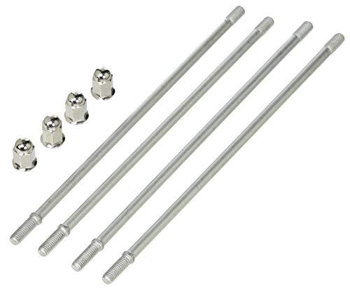 SHIFT UP (シフトアップ) ボルト ロングスタッドボルトセット 亜鉛クロームコート モンキー/ゴリラ 920506-10
