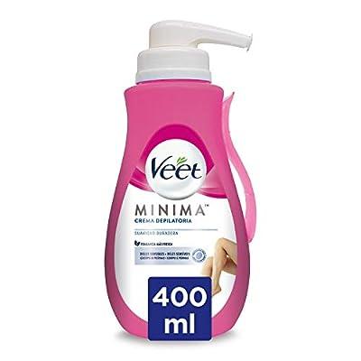 Veet Depilatory Cream Sensitive Skin Dispenser 400 ml