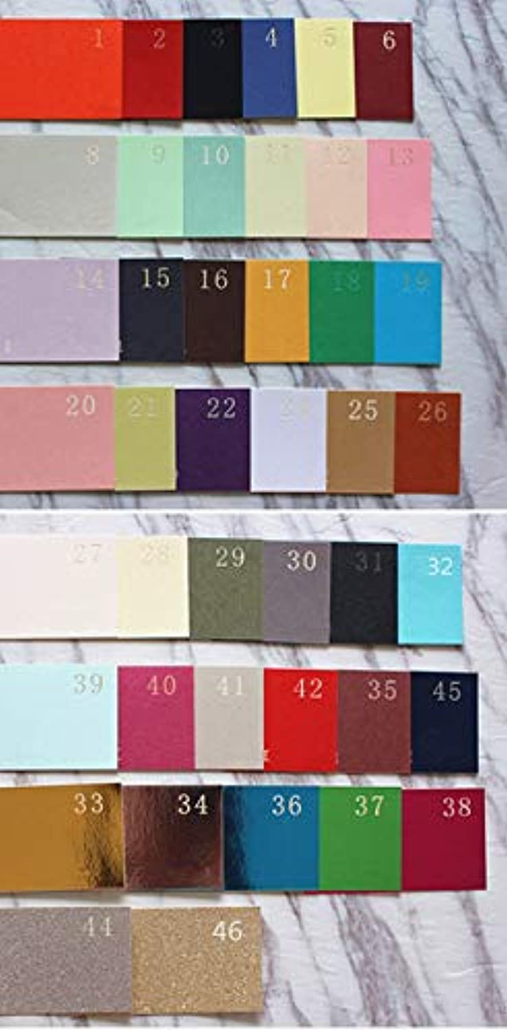 tienda hace compras y ventas Dodom Elegant Elegant Elegant Coched Wedding Invitation Bridal Greeting Coched with Glittery Envelop Offer Inner RSVP Printing 50pcs,Choose Other Color,Customized Printing  40% de descuento