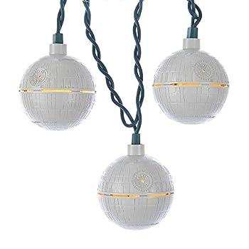 Kurt Adler UL 10 Wars Death Star Light Set